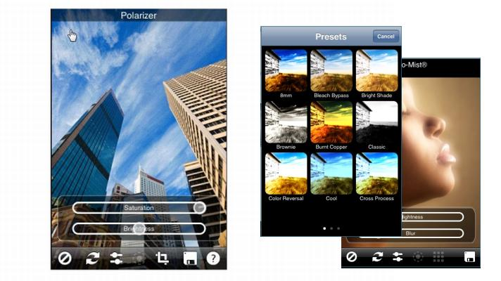 Photo fx lets your iPhone take 'pro' photos